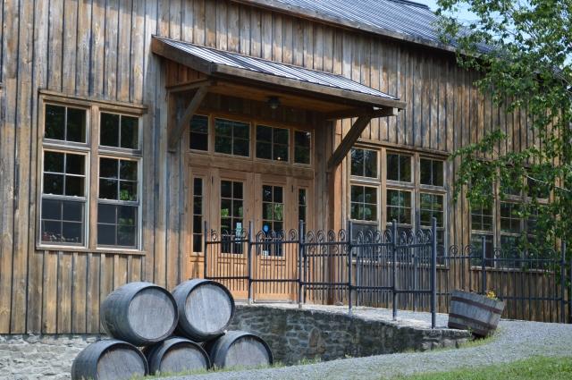 The Grange Vineyards